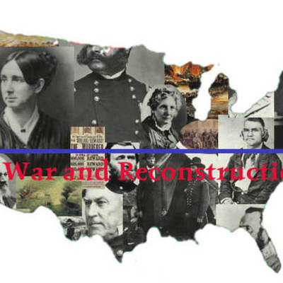1861-1877 United States National Events timeline