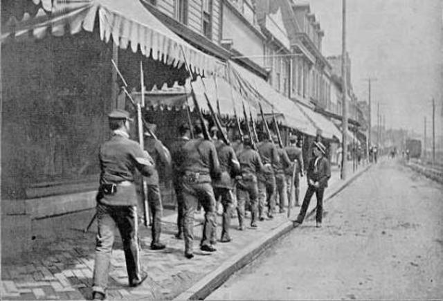 essay on homestead strike The homestead strike changed the traditional american business environment by creating new laws and the awareness of the need for peace in business world supporting my conclusion is the formation of the us department of labor, and the formation of many other unions.