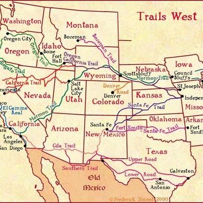 The Wild West, Industrialization & Urbanization timeline