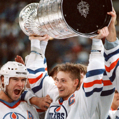 Wayne Gretzky — Hockey's greatest player timeline