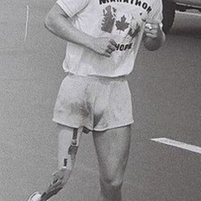Terry Foxs' Life timeline