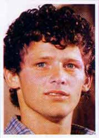 Terry Fox was Born