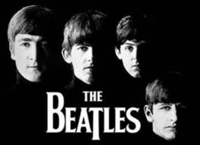 """The """"Beatles"""" are born"""