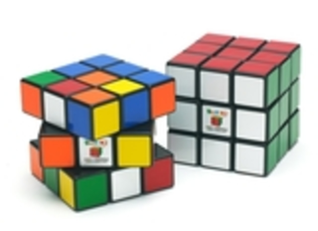 Rubik's Cube becomes the Craze (5)