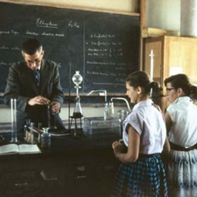 A Time-traveller's Guide to Education in Australia timeline