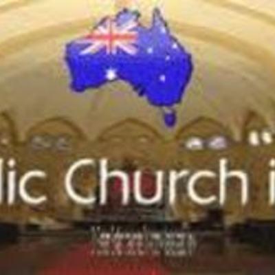 The Catholic Church in Austalia timeline