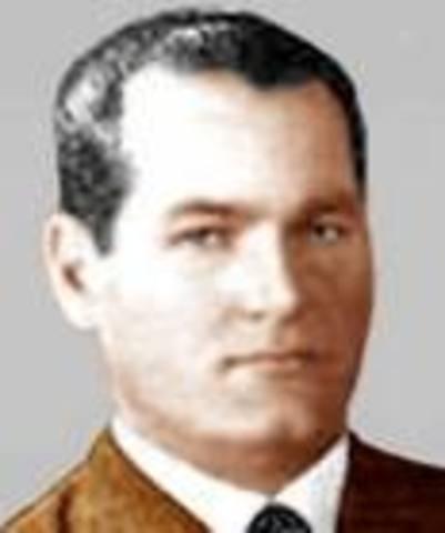 Elegido Presidente de la República