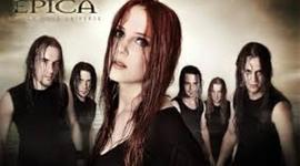 Discografia de Epica  timeline