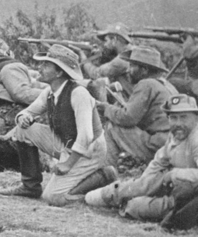 The second Anglo Boer War started