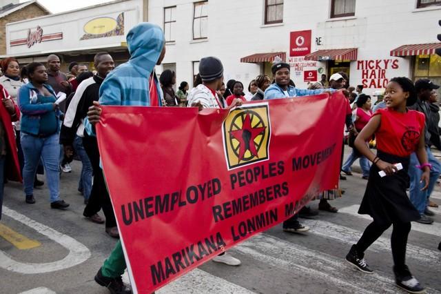 Marikana Miners Strike