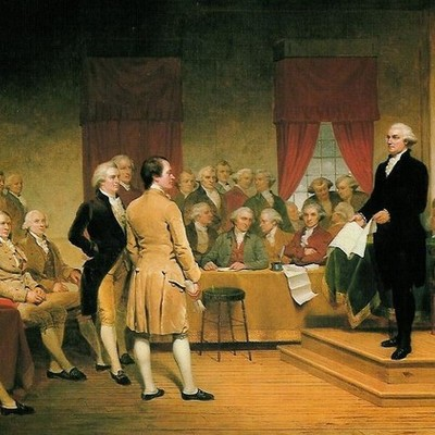 The Constitutional Convention timeline