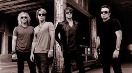Discografia de Bon Jovi  timeline