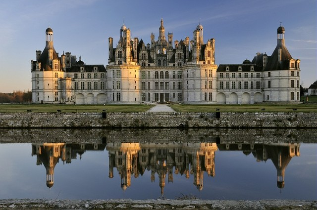 Chateau de Chambord by Giuliano da Sangallo