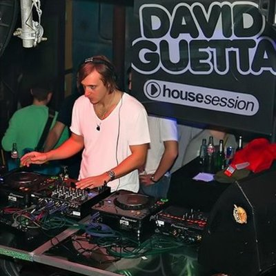 discografia de david guetta timeline