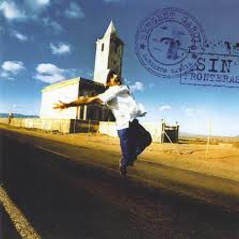ALBUM:Sin Fronteras