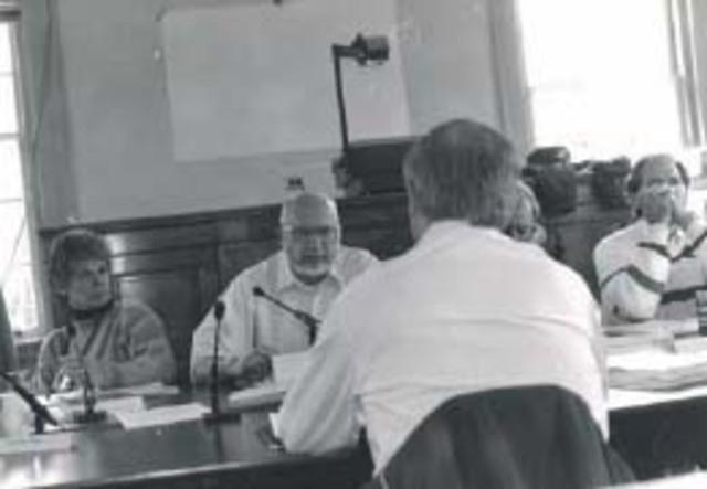 September Board Meeting 1991