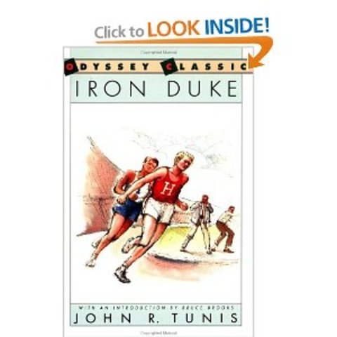 John R. Tunis' The Iron Duke