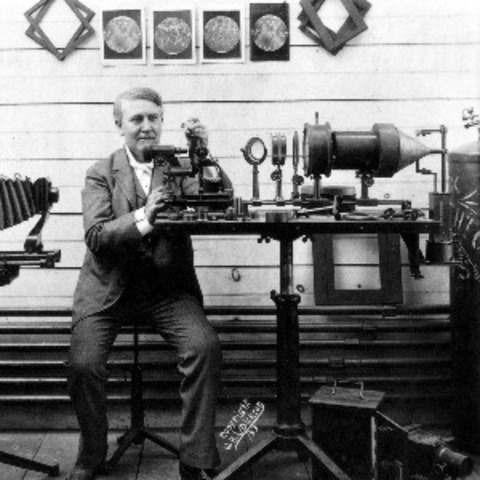 First Motion Picture Camera