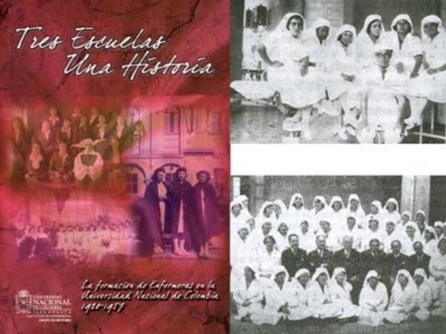 La Formación de Enfermeras en la Universidad de Colombia
