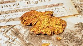 Australian Gold Rush timeline