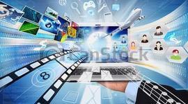 GENERACIONES DEL COMPUTADOR Y EL INTERNET timeline