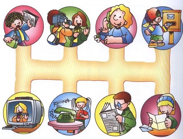 Imagen De Medios De Comunicacion: Evolucion De Los Medios De Comunicacion Timeline