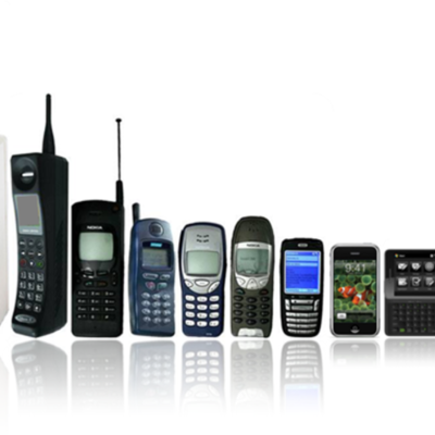 History of Mobile Phones: Evolution of Smart Phones timeline