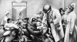EVOLUCION HISTORICA DE LA ENFERMERIA POR JOHN ALBARRACIN timeline