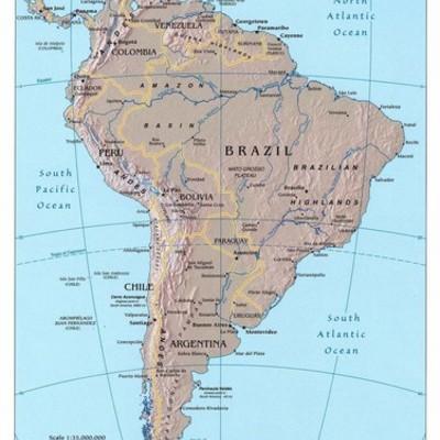 My Journey From Argentina to Brazil timeline