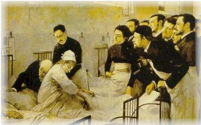 Concepciones o paradigmas médicos