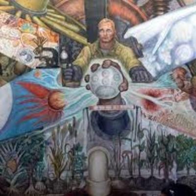 Creación del Derecho Mexicano del trabajo timeline