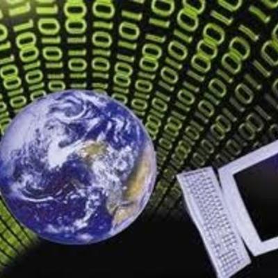 Generación de Computadores y la Internet timeline