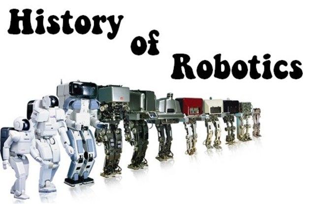 The History Of Robotics