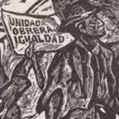 Antecedentes Derecho Laboral timeline