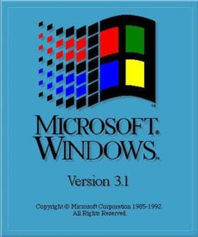 Windows NT 3.1