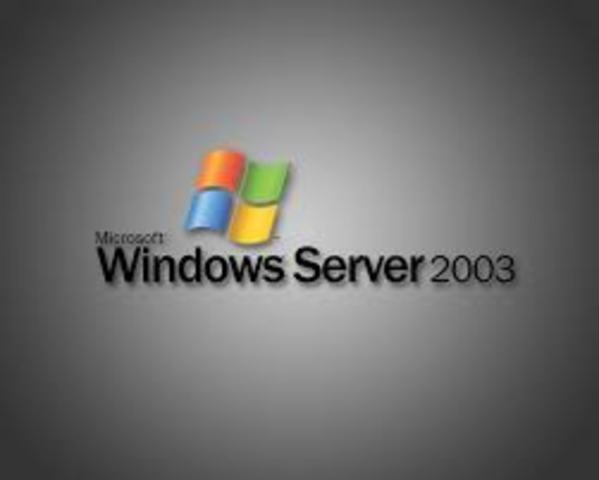 windows 2003