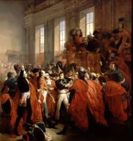 Coup D'etat of 1799