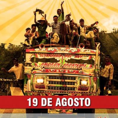 Paro Agrario Nacional timeline