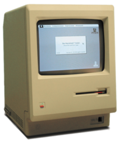 Macintosh invented