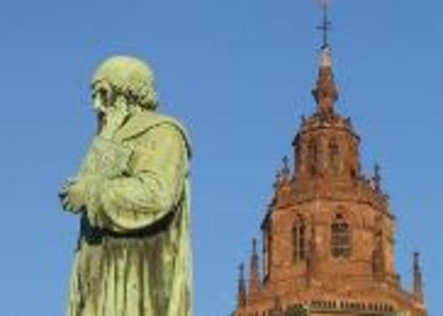 Gutenberg's Statue