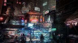 Cyberpunk Literature timeline