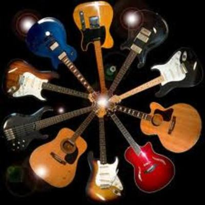 Invention of the electric guitar timeline