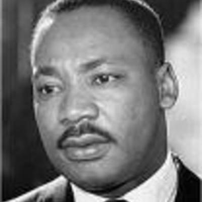 Martin Luther King Jr. by Eddie  timeline
