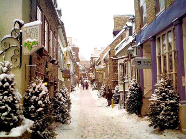 Québec City now UNESCO heritage