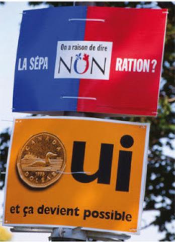 1995 Québec Referendum