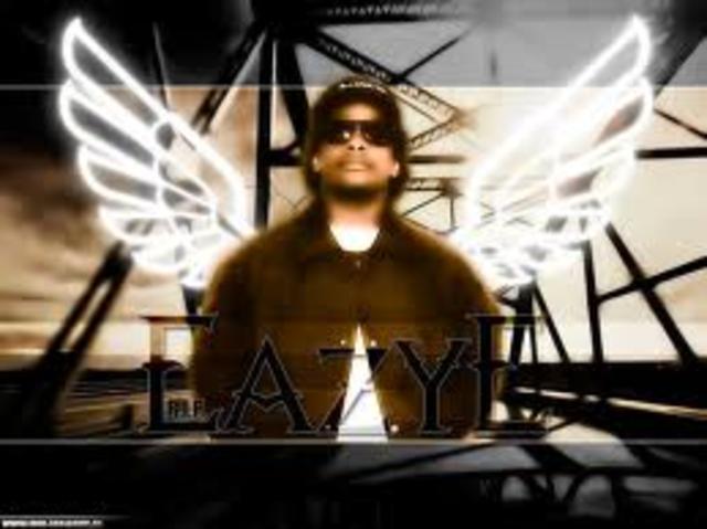 Eazy-e died