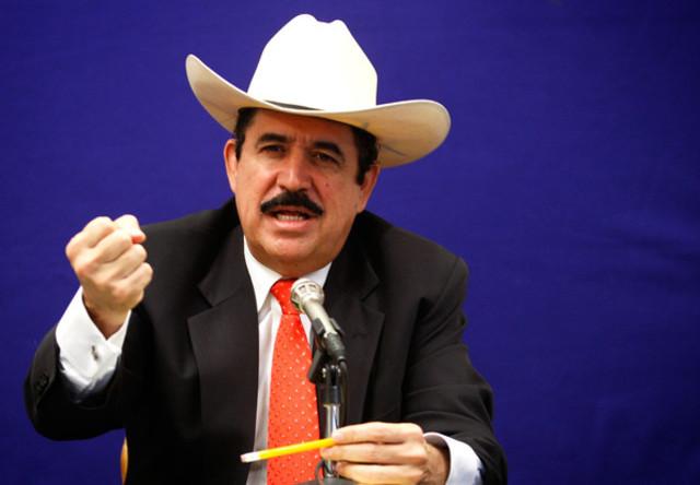 Manuel Zelaya Rosales