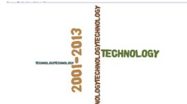 Technology Timeline 2001-2013