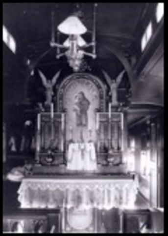 Chapel Car St. Anthony