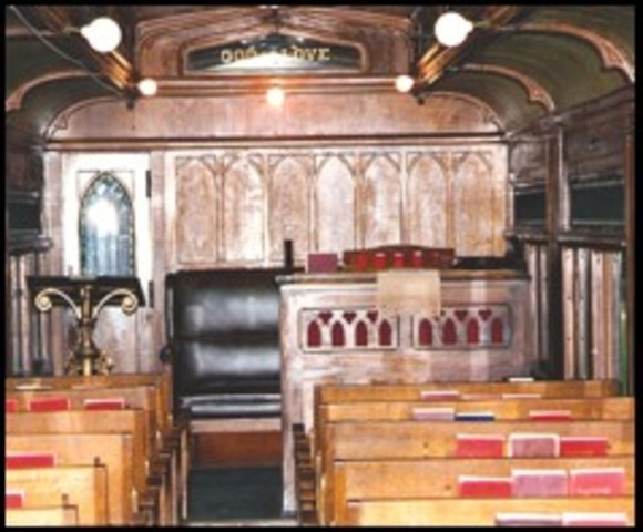 Chapel Car Grace